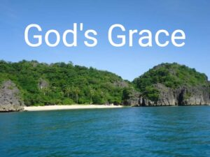 "Alt= ""About God's grace in times of trials and confusion in life."""